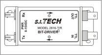 Si-Tech - Modems TTL fibre optique
