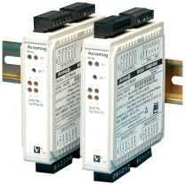 917 / 918 MB - Modules d'E/S déportées, RS485, ModBus/RTU : 4S ANA C/T + 4 S TOR