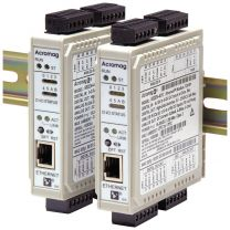 951 / 952 EN - Module d'E/S déportées, Modbus/TCP ou Ethernet/IP : 4EA + 2SA + 6E/S TOR