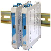 Serie TT230 - Transmetteurs intelligents, 2 et 3 fils, port mini-USB