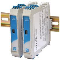 Serie TT330 - Transmetteurs intelligents, 4 fils, port mni USB