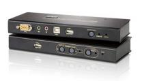 CE800B - Déport KVM VGA câbles CAT.5e USB / Mini-Jack