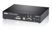 KE6900T - Emetteur KVM sur IP affichage simple DVI-I