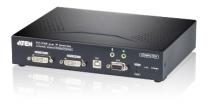 KE6940T - Récepteur KVM sur IP double affichage DVI-I