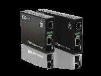 FMC-10/100 - Convertisseur 10/100Base–TX vers 100Base–FX