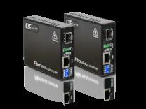 FMC-1001S - Convertisseur 10/100/1000Base-T à 100/1000Base-X SFP