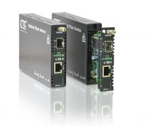FRM220-1000MS - Convertisseur Web Smart OAM Managed 10/100/1000Base–T vers 100/1000Base–X SFP GbE