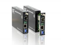 FRM220-1000TS - Convertisseur 1000Base-T à 1000Base-X SFP