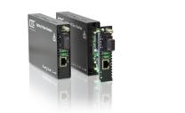 FRM220-10/100i - Convertisseur 10/100Base-TX vers 100Base-FX