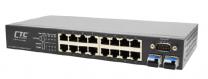 GSW-3216M1 - Commutateur Ethernet 16x GbE, RJ45