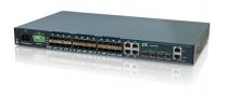 GSW-3424FM - Commutateur Ethernet 24x GbE, SFP