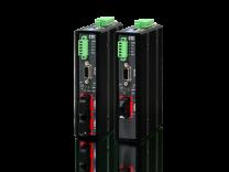 IFC-FDC / IFC-Serial Convertisseur extendeur série RS232/422/485 via fibre optique