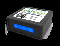E306 - Boitier raccordement radio pour capteurs d'environnement - 6 ports