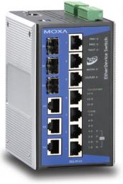 EDS-P510 Switch Poe administrable à 7 ports et 3 ports Gigabit