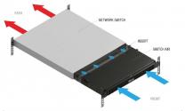 Déflecteur passif avant/arrière d'air Geist SwitchAirBox SA1-01003LNB