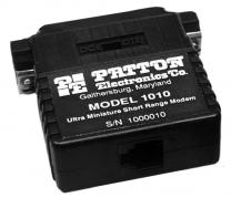 Patton 1010B - modem miniature RS232 asynchrone