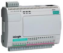 ioLogik E2214 -Entrée/Sortie Ethernet actives - 6 entrées numériques et 6 sorties relais
