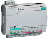 ioLogik E2242 -Entrée/Sortie Ethernet active - 4 entrées analogiques et 12 E/S numériques configurables