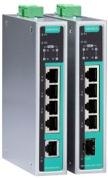 EDS-G205A-4PoE - Switch Ge non administrable 5 ports (4 ports PoE)