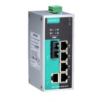 EDS-P206A-4PoE - Switch Ethernet non administrable 6 ports(4 PoE)