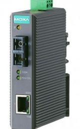 IMC-21 -Convertisseurs industriels d'entrée de gamme 10/100BaseT(X) vers 100BaseFX