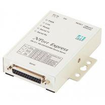 DE211 / 311 - Serveur 1 port série 232,422,485, 1 port Ethernet, Telnet & série