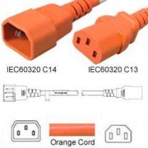 C14/C13 10A Orange