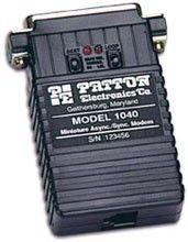 Patton 1040 - Modem miniature bande de base / extendeur RS232