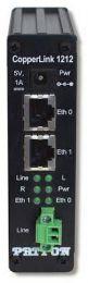 Patton CL1212E - Extendeur Ethernet VDSL2 industriel 168 Mbps