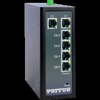 Patton CL1314MDE - Répéteur xDSL Ethernet 5,7 Mbps