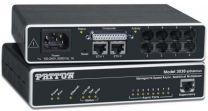Multiplexeur STDM 4 ou 8 canaux RS232, voie composite WAN, LAN, IP/Ethernet