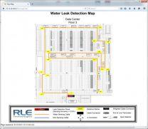Service GMI-Databox / RLE - Carte informatisée pour centrale avec localisation
