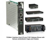 TC3844-1 - Carte 1 port Ethernet sur T1/E1