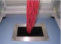 CoolControl Seal - Passe câbles aluminium avec brosse intégrés