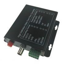 SWV61100 - Kit Rx/Tx 1 canal Vidéo sur fibre optique