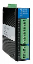 SW4485I - Hub industriel RS232/485 vers 4 ports