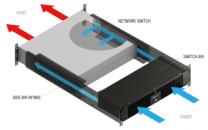 Déflecteur passif latéral d'air Geist SwitchAirBox SA2-002