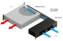 Déflecteur passif latéral d'air Geist SwitchAirBox SA2-003