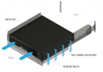 Déflecteur passif latéral d'air Geist SwitchAirBox SA2-006