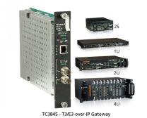 TC3845-3 - Carte 1 port T3/E3 sur Ethernet