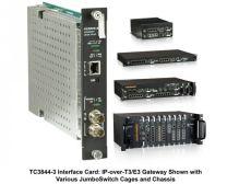 TC3844-3 - Carte 1 ethernet sur T3/E3