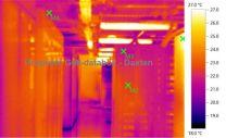 Audit thermique - Centre de données