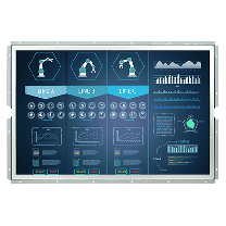 "W24L100-OFA2HB- Moniteurs LCD 23.8"", haute luminosité"